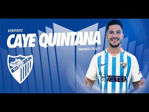 Caye Quitana llega al Málaga CF cedido por el Cádiz sin opción a compra