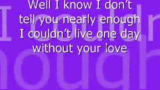 You Save Me - Kenny Chesney (With Lyrics)