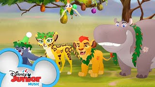 The Twelve Ways of Christmas | Music Video | The Lion Guard | Disney Junior