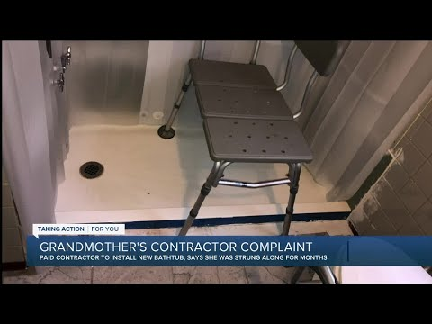 Detroit grandmother says contractor strung her along