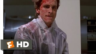 Hip to be Square - American Psycho 3/12 Movie CLIP 2000 HD