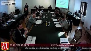Film do artykułu: Rada Miejska w Szydłowcu...