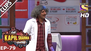 Dr Mashoor Gulati  Steals The Show With The  'Kaabil' Gang – The Kapil Sharma Show  4th Feb 2017