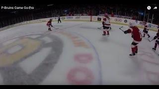 P-Bruins Game Go-Pro