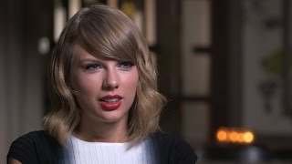 "Taylor Swift: I'm not naturally ""edgy, sexy or cool"""