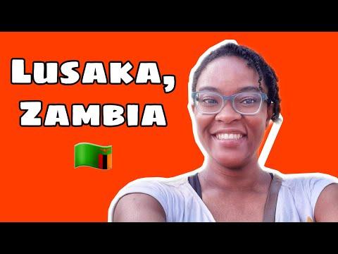 The Return Ep. 5 | Lusaka has more malls than hospitals!! | In'utu J. Mubanga | Small Youtuber