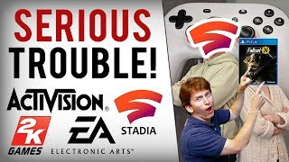 Google Stadia is Fallout 76-Like Disaster, Activision & EA Exposed & Bioshock 4 Live-Service Leak