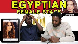 Like, DM, Unfollow: Egyptian Female Stars