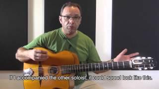 Bireli Lagrene - Gypsy Jazz Rhythm Guitar ( Lesson Excerpt )
