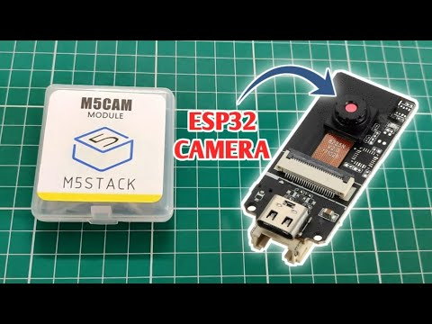 one more ESP32 CAMERA by m5stack | Best video streaming ESP 32 so far | ESP32 CAM | m5cam module