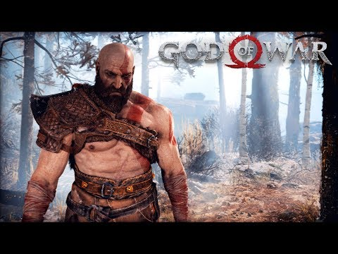 God Of War (PS4 Pro) - FULL GAME - No Commentary