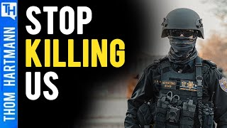 When Is America Going to Reform Police?