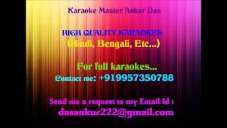 Tauba tauba ye jalwe Karaoke-Jeans By Ankur   - YouTube