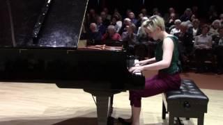 Laura Newey performs Barcarolle from \'Morceaux de salon\' op10 no3