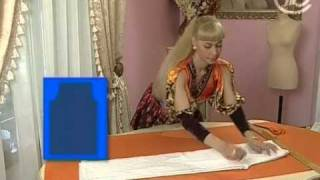 Смотреть онлайн Как сшить женский комбинезон своими руками