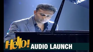 Anup Rubens Symphony Performance At HELLO! Audio Launch | Akhil Akkineni, Kalyani