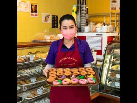 Diamond Village Hot Cake and Bread Shop