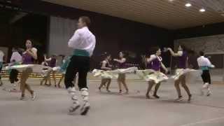 preview picture of video 'Colles 2013. Joves a Santa Perpètua.'