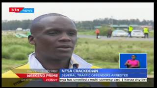 NTSA crackdown along key highways