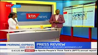Uhuru Kenyatta: We will tame terrorism
