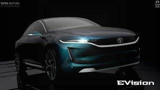 Official Video HD | Tata EVision Sedan Concept | High Definition Trailer