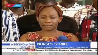 Nurses lament over the alleged assault of a nurse
