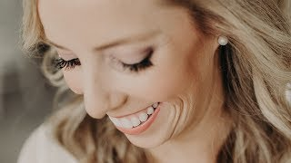 Groom CRIES When He Sees Her Walk Down The Aisle | Wedding Video At OKC Golf And Country Club
