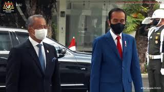 Sambutan Rasmi YAB Perdana Menteri sempena Lawatan ke Republik Indonesia (5 Feb 2021)