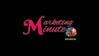 Today's Marketing Minute - Pay Attention to Background Noise When Creating a Social Media Video