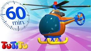Especial TuTiTu En Español | Helicóptero | Y Otros Juguetes | 1 Hora Especial