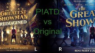 The Greatest Show   Panic! At The Disco Vs. Hugh Jackman