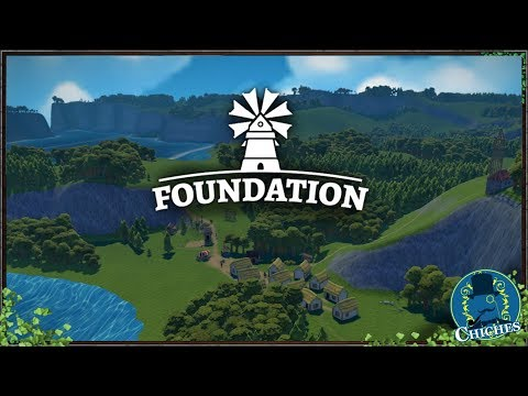FOUNDATION – City Builder Medieval: Ciudad Costera – Gameplay En Español
