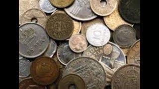 Como Limpiar Monedas Oxidadas