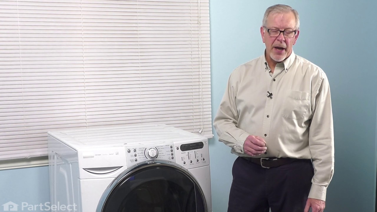 Replacing your Kenmore Washer Drum Drive Pulley