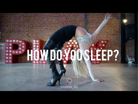 How Do You Sleep? - Sam Smith - Choreography by Marissa Heart - Heartbreak Heels