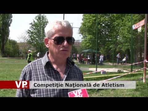 Competiţie Naţională de Atletism