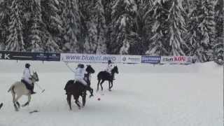 preview picture of video 'Snow Polo Masters 2013, Bukowina Tatrzanska, Poland'