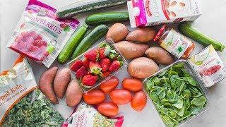 $20 Vegan Grocery Haul + 10 Budget-Friendly Meal Ideas!