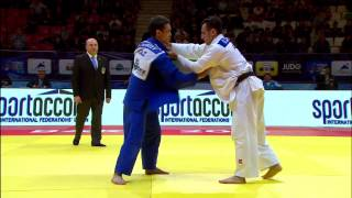 Grand Slam Baku 2015 SAFAROV Orkhan AZE  IBRAYEV Rustam  KAZ