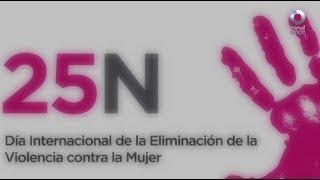 Diálogos Fin de Semana - Día Internacional de la Eliminación de la Violencia contra la Mujer