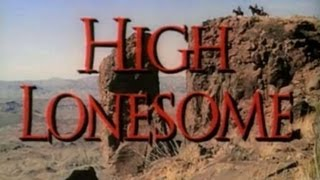 High Lonesome 1950  Western Movie Full Length In Color