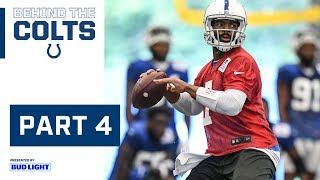 Jacoby Brissett Steps Up at QB (Part 4) | Behind the Colts