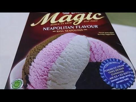 Video Cara Mudah Membuat Es Krim -- How To Make Ice Cream