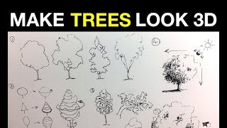 5 Simple Tips on How to Make Your Trees Look More 3D