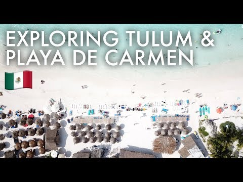 ROYAL CARIBBEAN EXCURSION | Tulum Day Trip from Cozumel