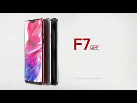 Встречайте! Новый OPPO F7