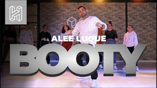 C. Tangana   Booty Ft. Becky G | Alee Luque Choreography