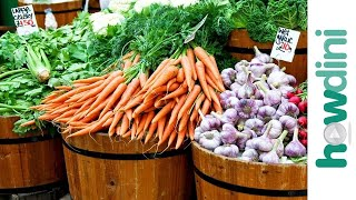 How To Buy Organic Local Foods To Reduce Food Miles