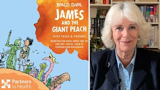 video: The Duchess of Cornwall joins Hollywood stars for Roald Dahl lockdown storytime