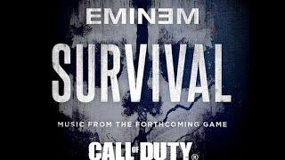 Eminem-  Survival (Audio Only)  !!!! 1 HOUR !!!!